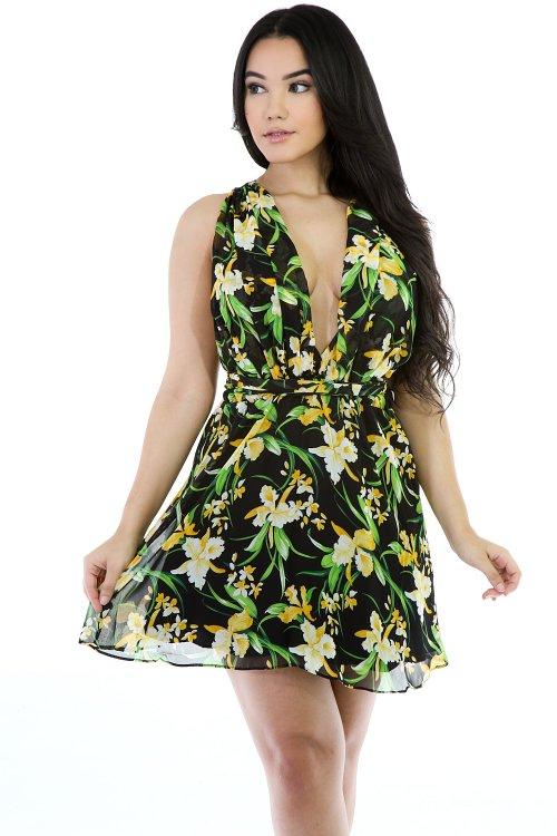 Soft Loose Fit Dress