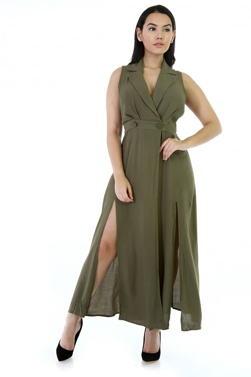 Trench Lux Dress Coat