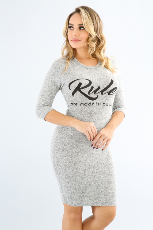 RULE Casual Dress