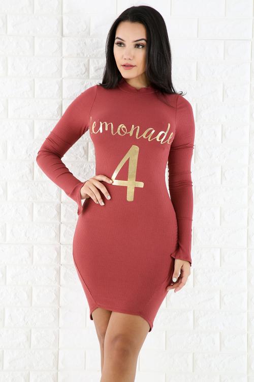 LEMONADE 4 Dress