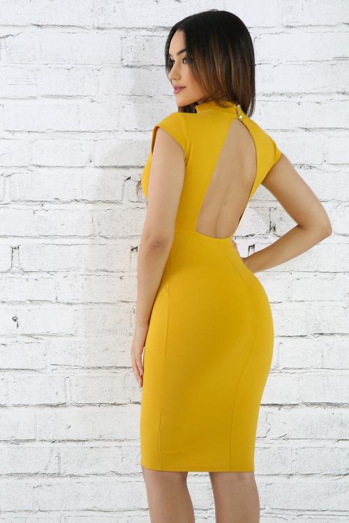 Sensual Bodycon Dress