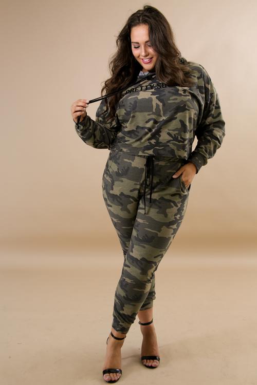 Pretty Squad Camouflage Set