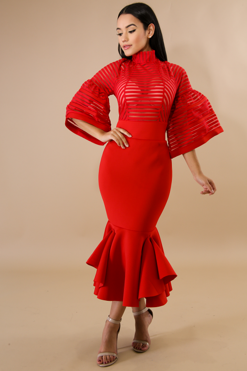 Vavum Swirl Dress