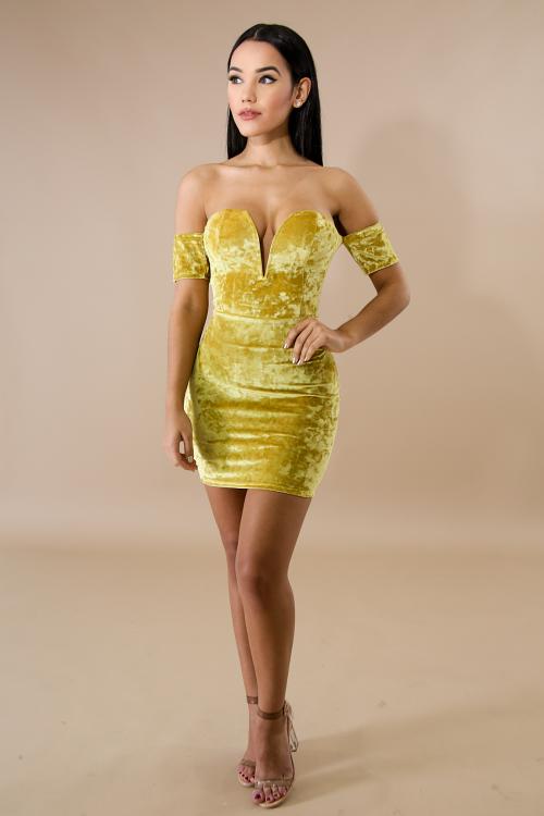 Sweet Angel of Mine Short Dress
