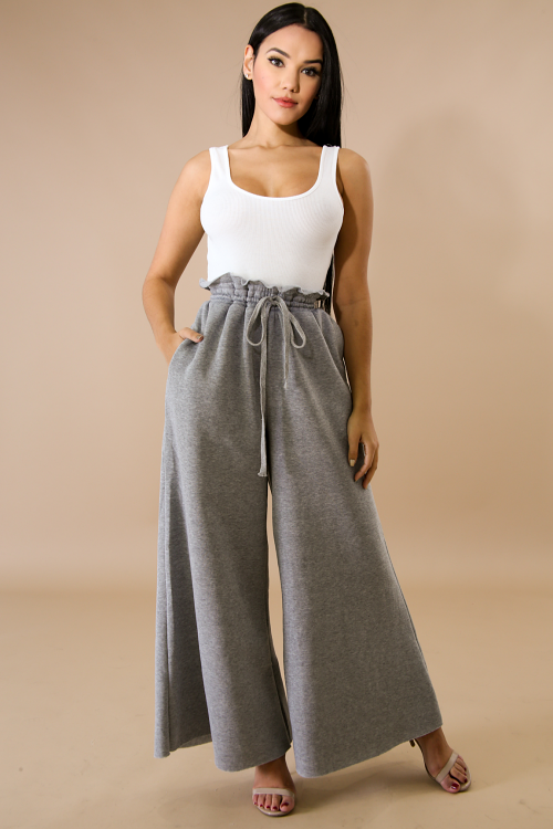 Sweater Thick Jumpsuit