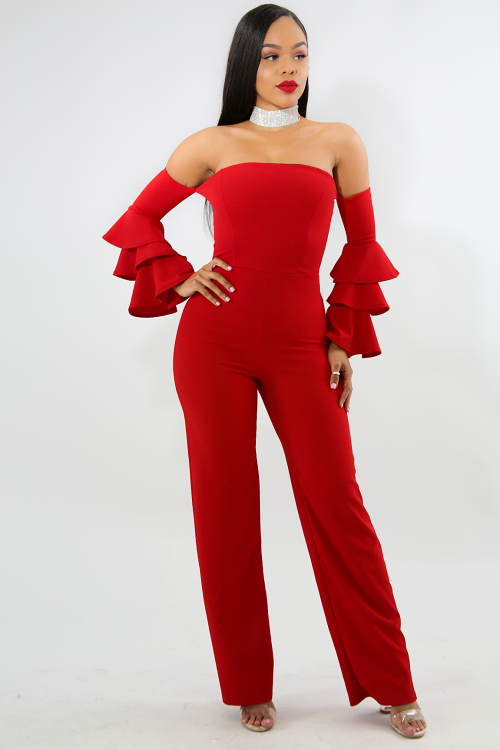 Candy Palazzo Jumpsuit