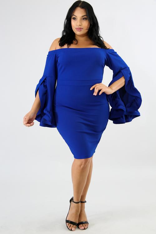 Cha Cha Body-Con Dress