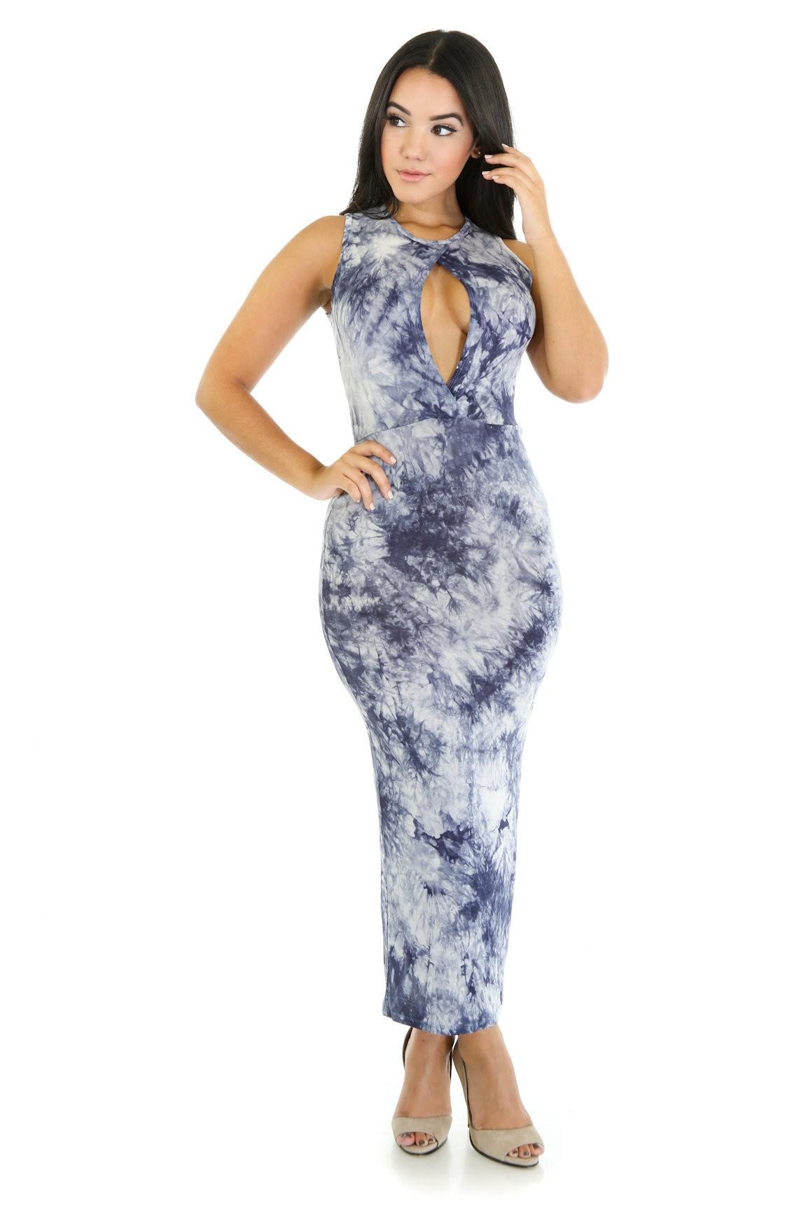 Storm Peep Hole Dress
