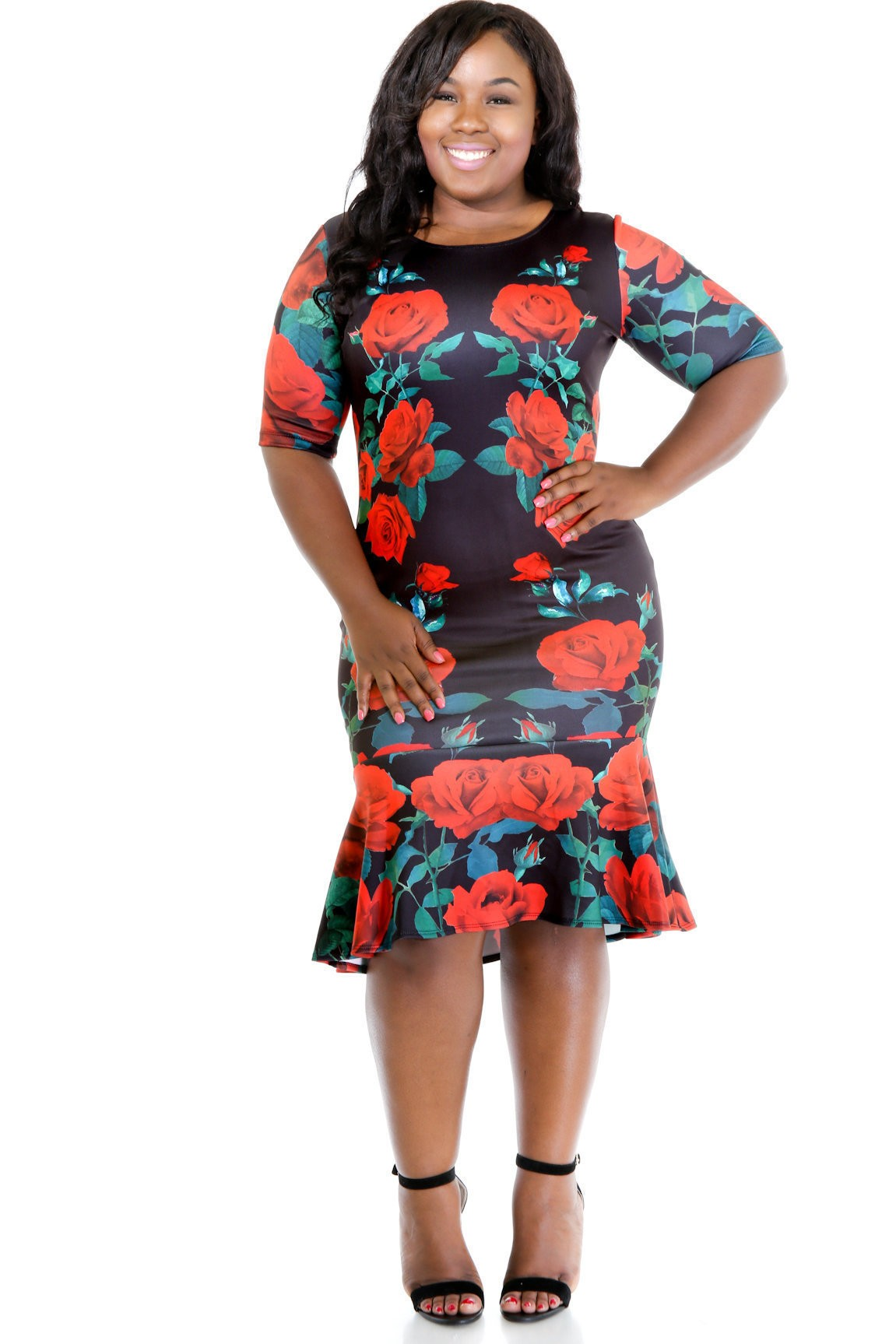 Rose Garden Dress