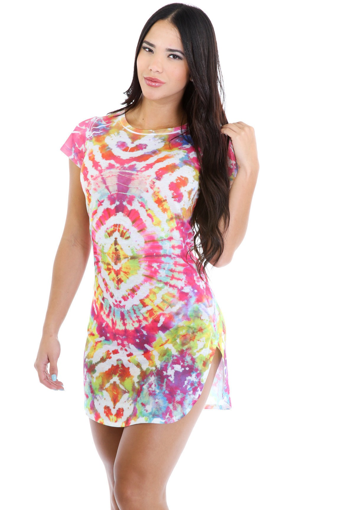 That 70s T-Shirt Dress