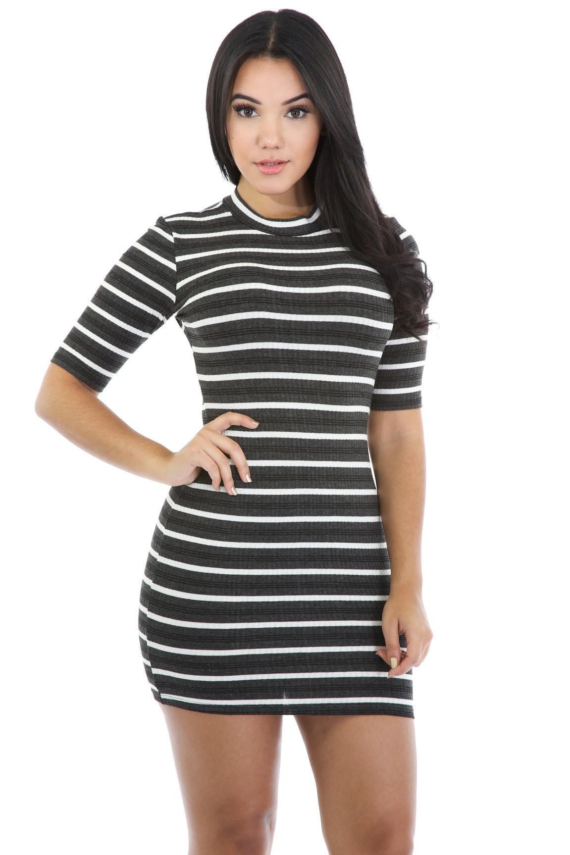 Lined Curvy Dress