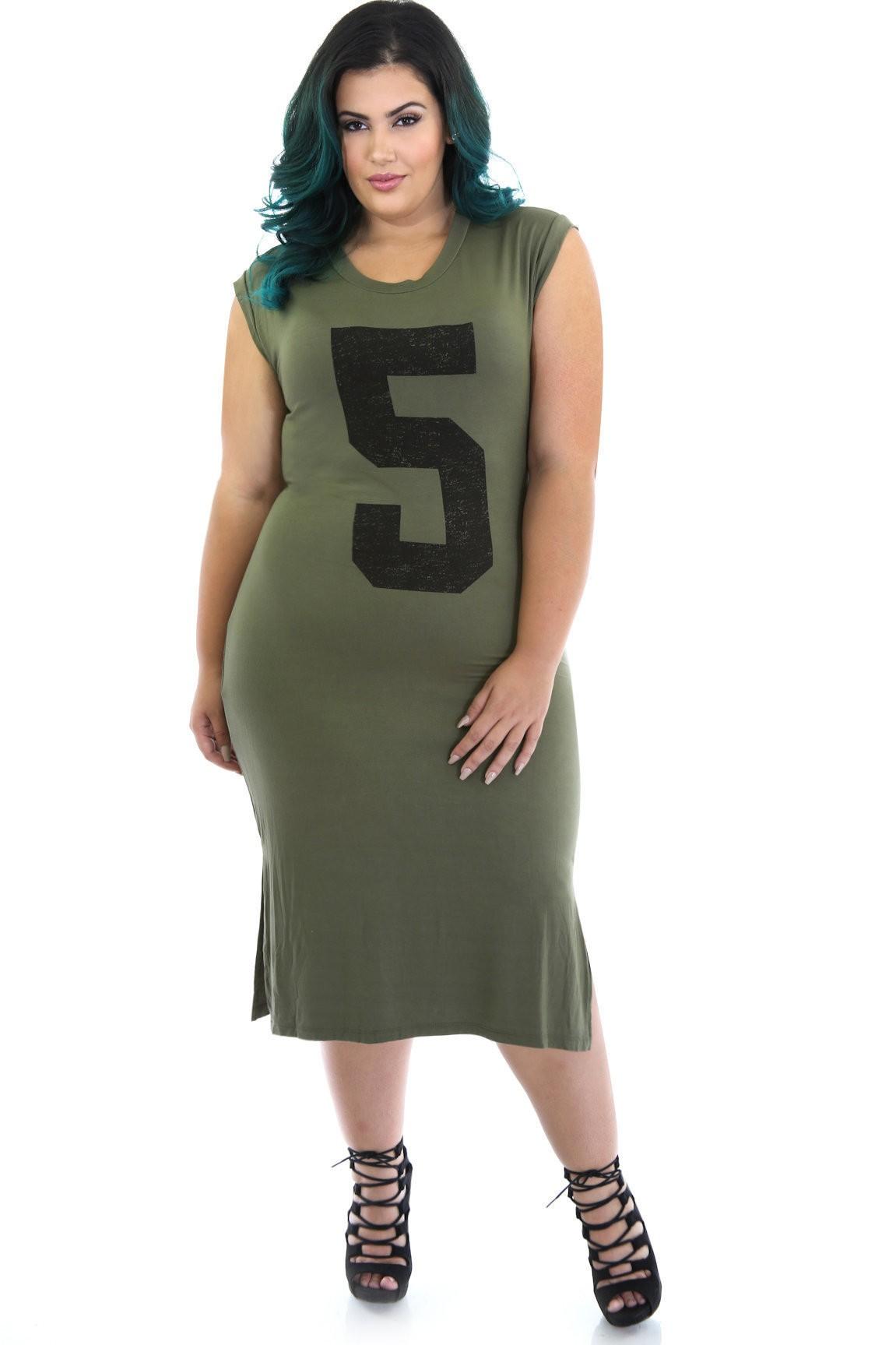 Five Cap Sleeve Dress