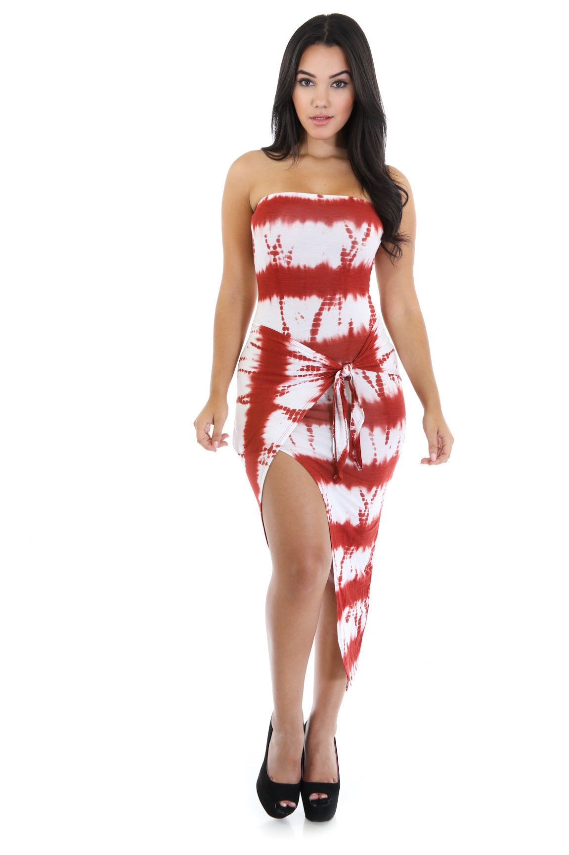 Hawaiian Escape Dress