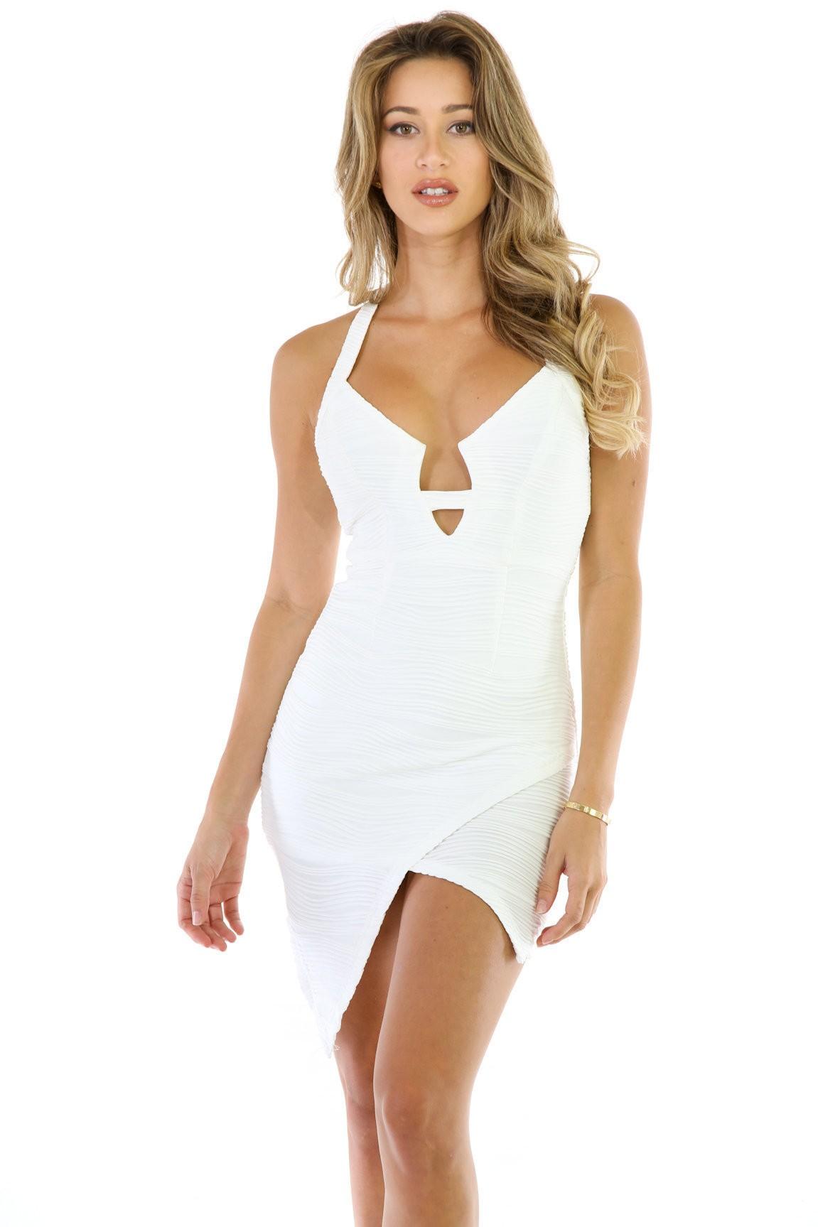 Hot Mesh Dress