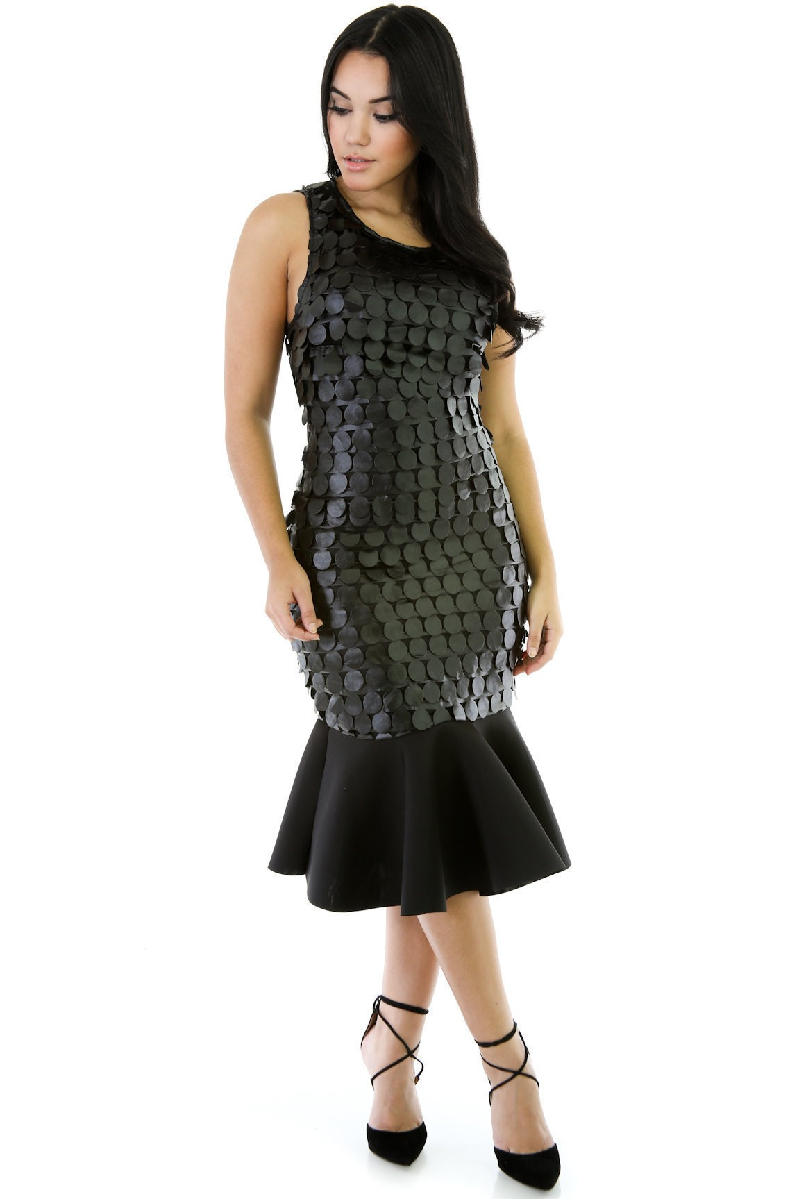 Scale Up Dress