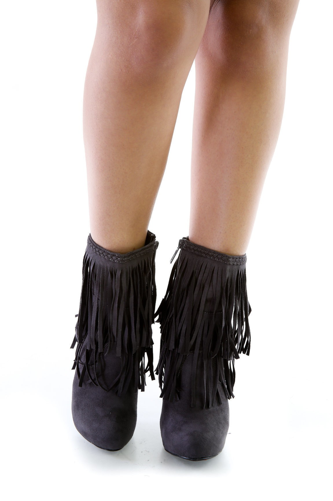 Fringe Benefits Boots