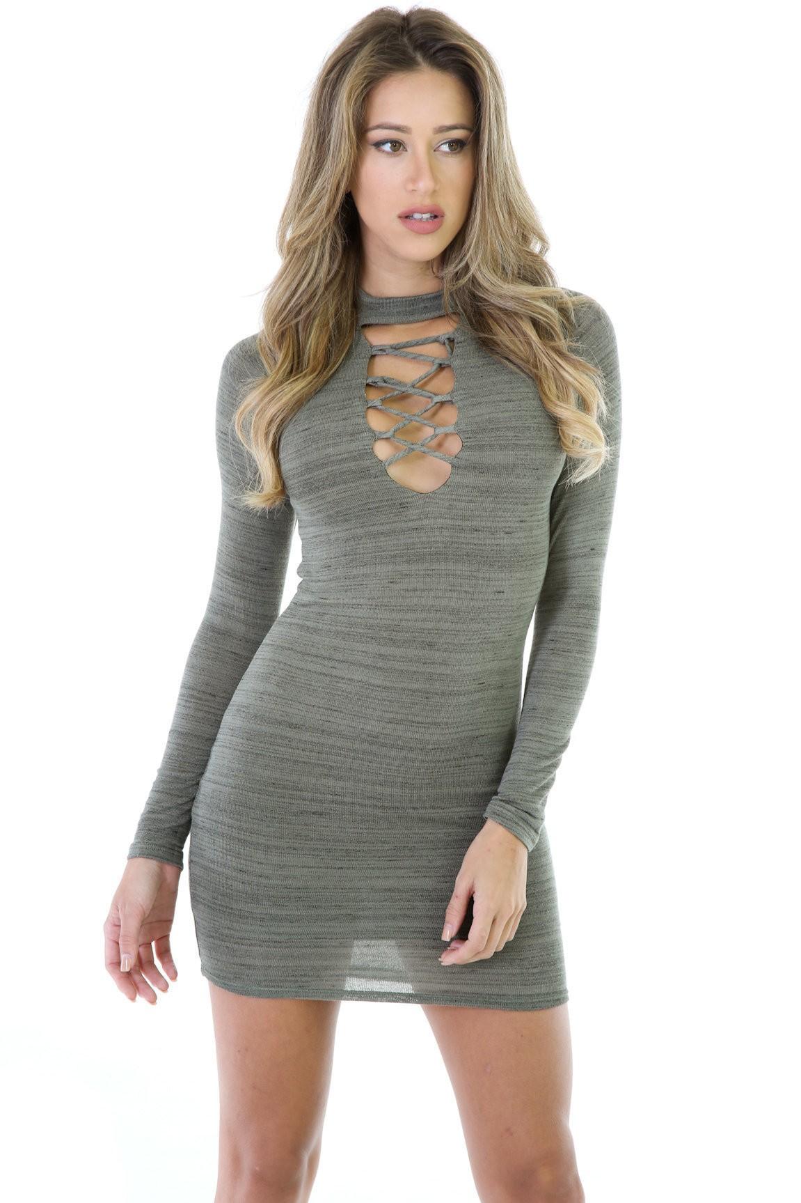 Stripe A Pose Dress