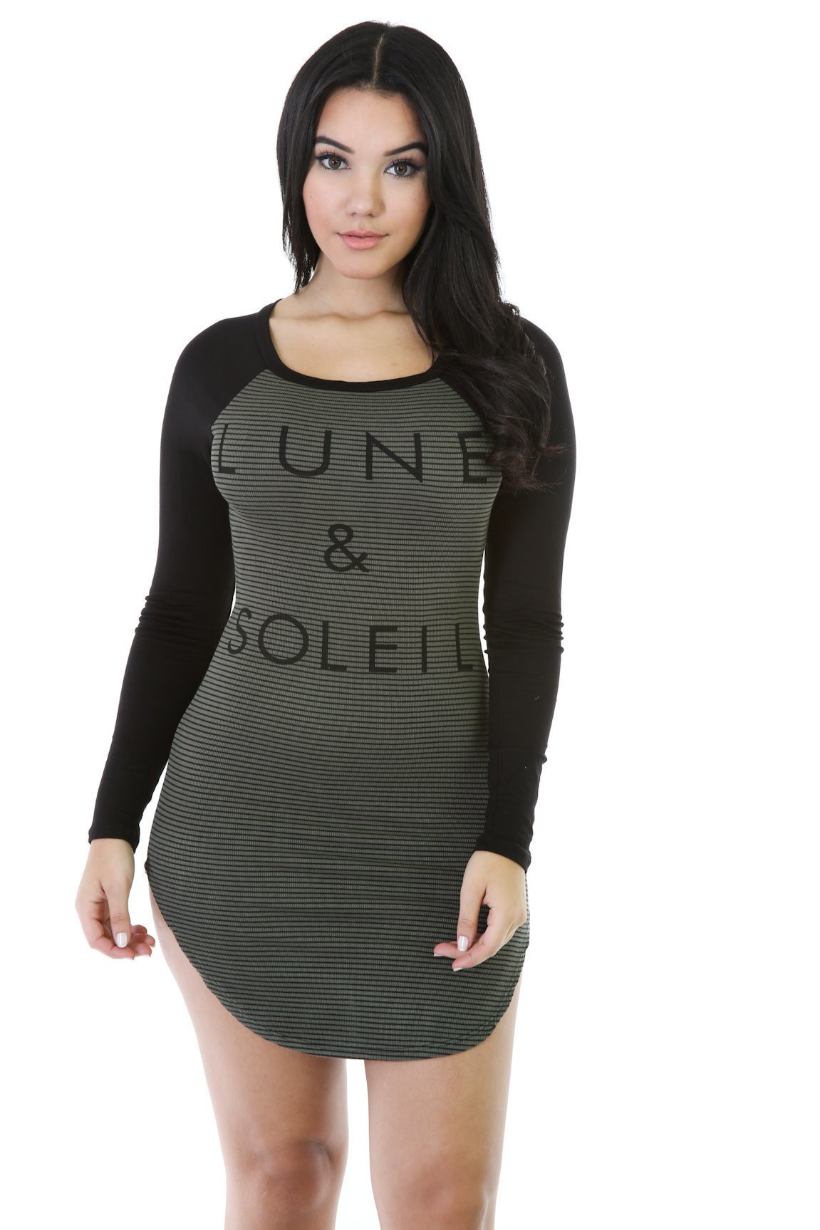 Lune and Soleil Dress
