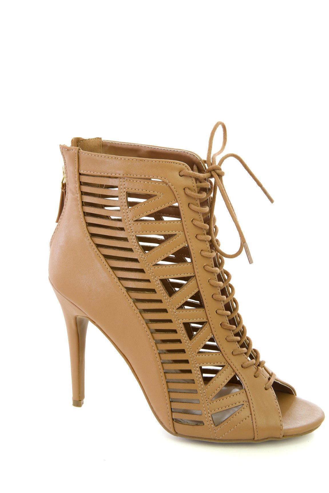 Tribal Caged Fierceful Booties