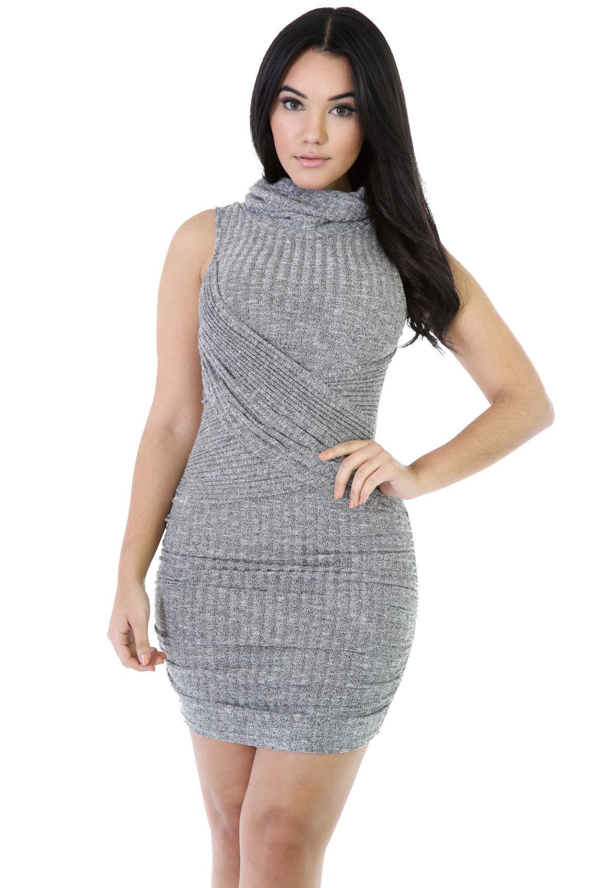 Side Swipes Dress