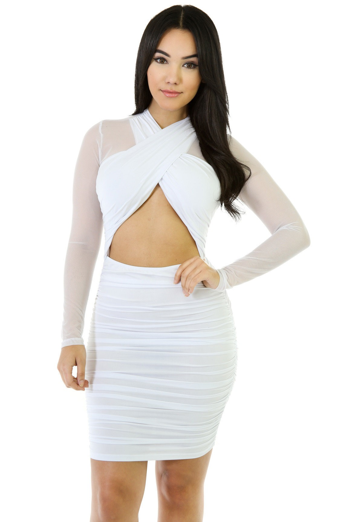 Mesh Emely Dress