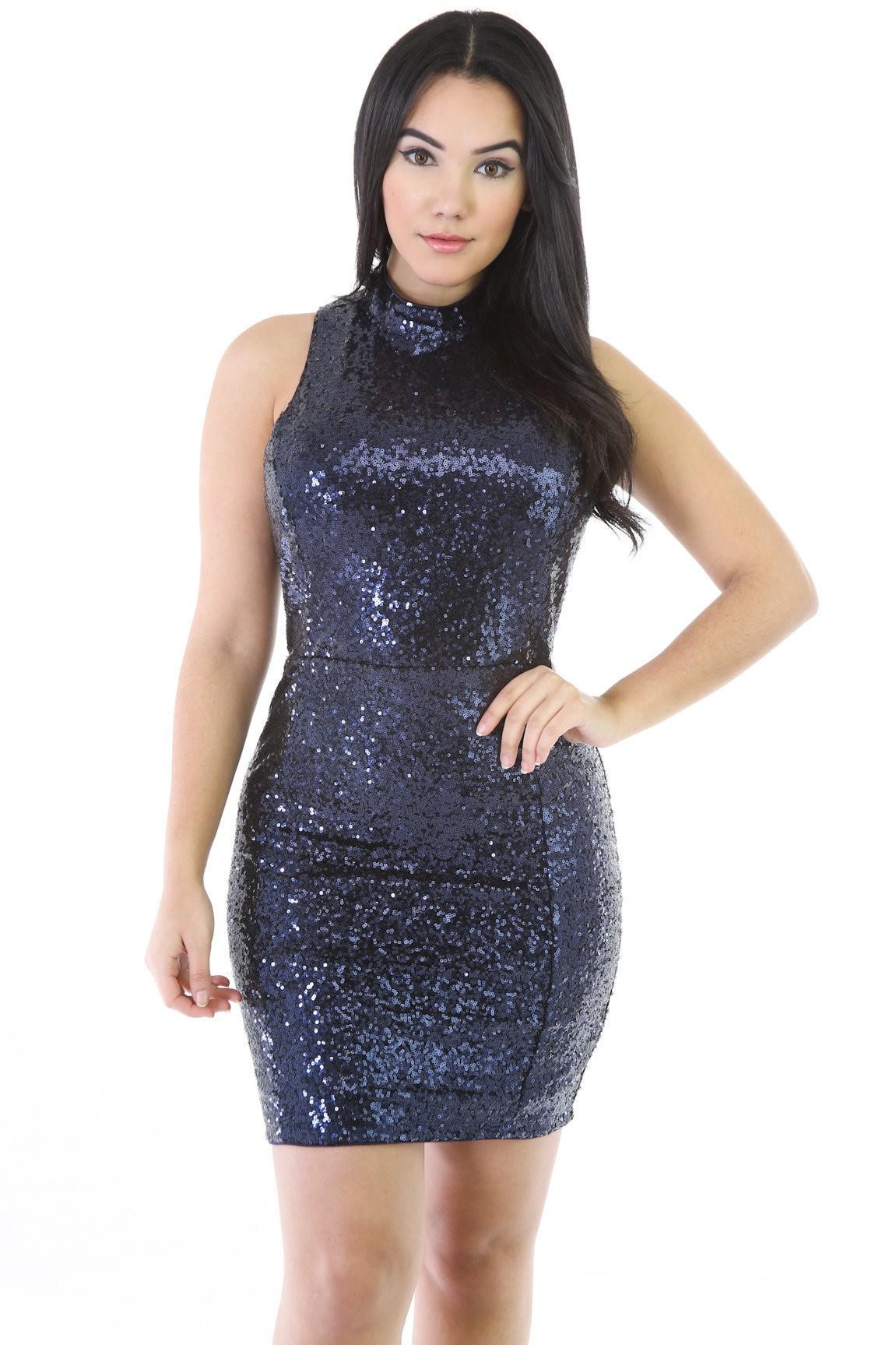 Dissent Sequin Dress