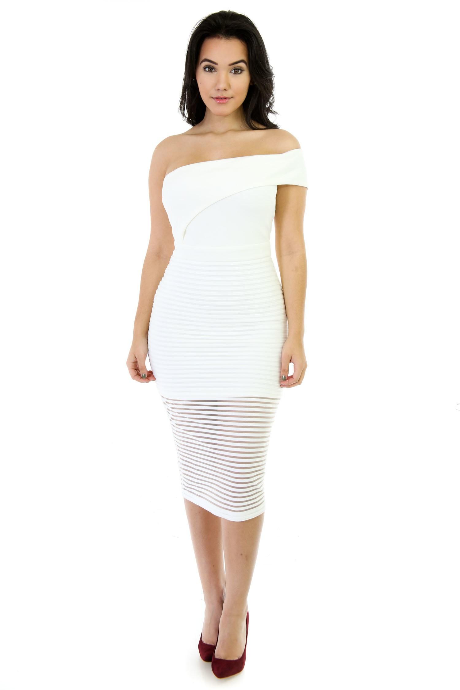 Elastic Girl Bodycon Dress