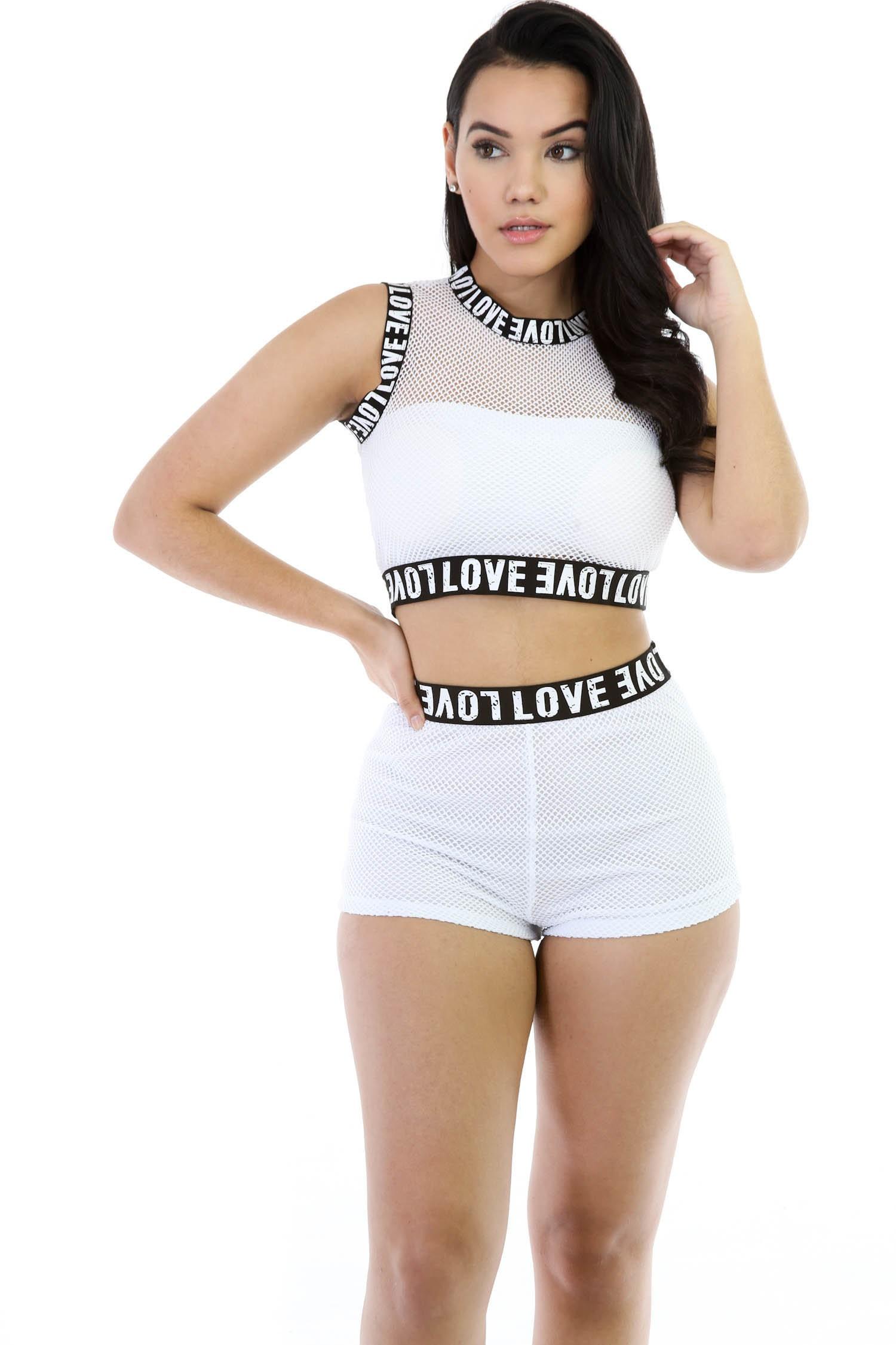 Lova Love Short Set