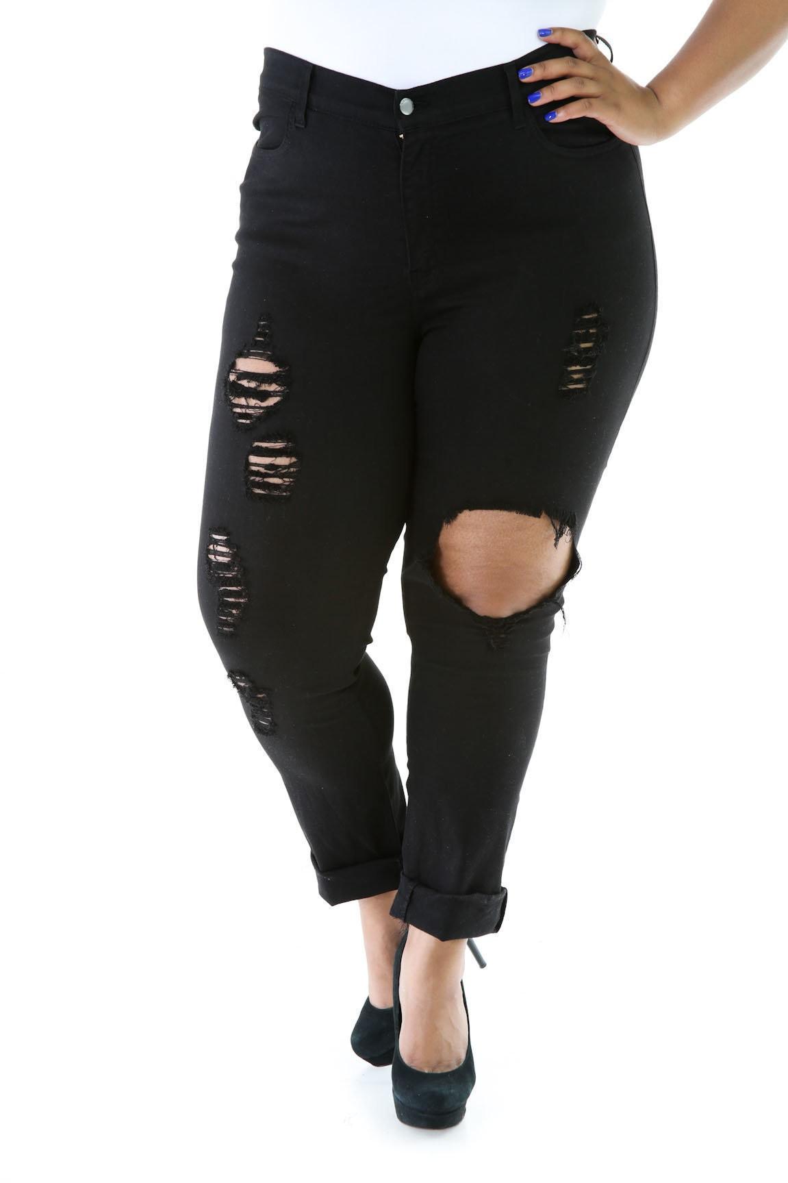 Scheming Denim Pants