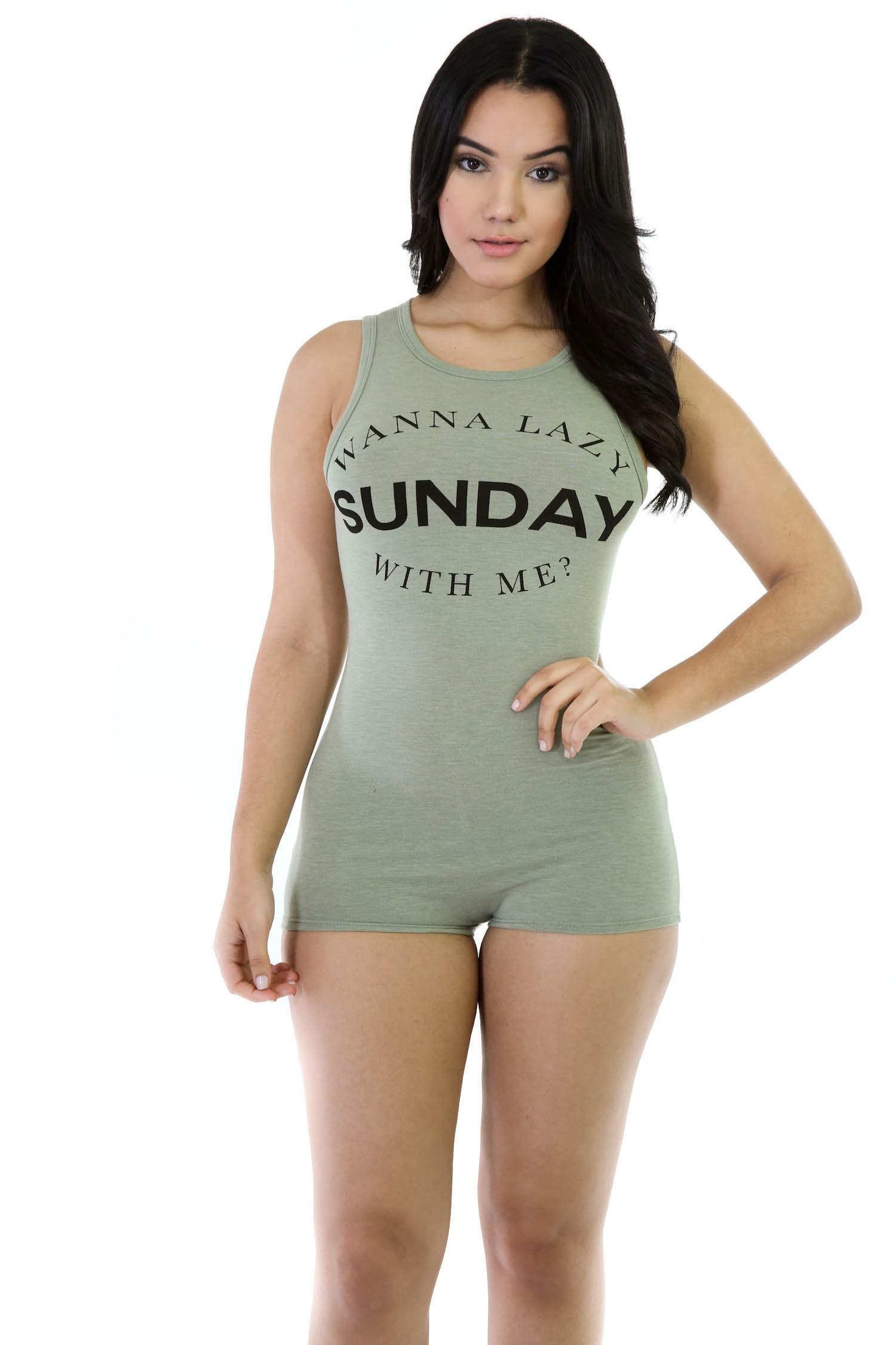 Funday Sunday Romper