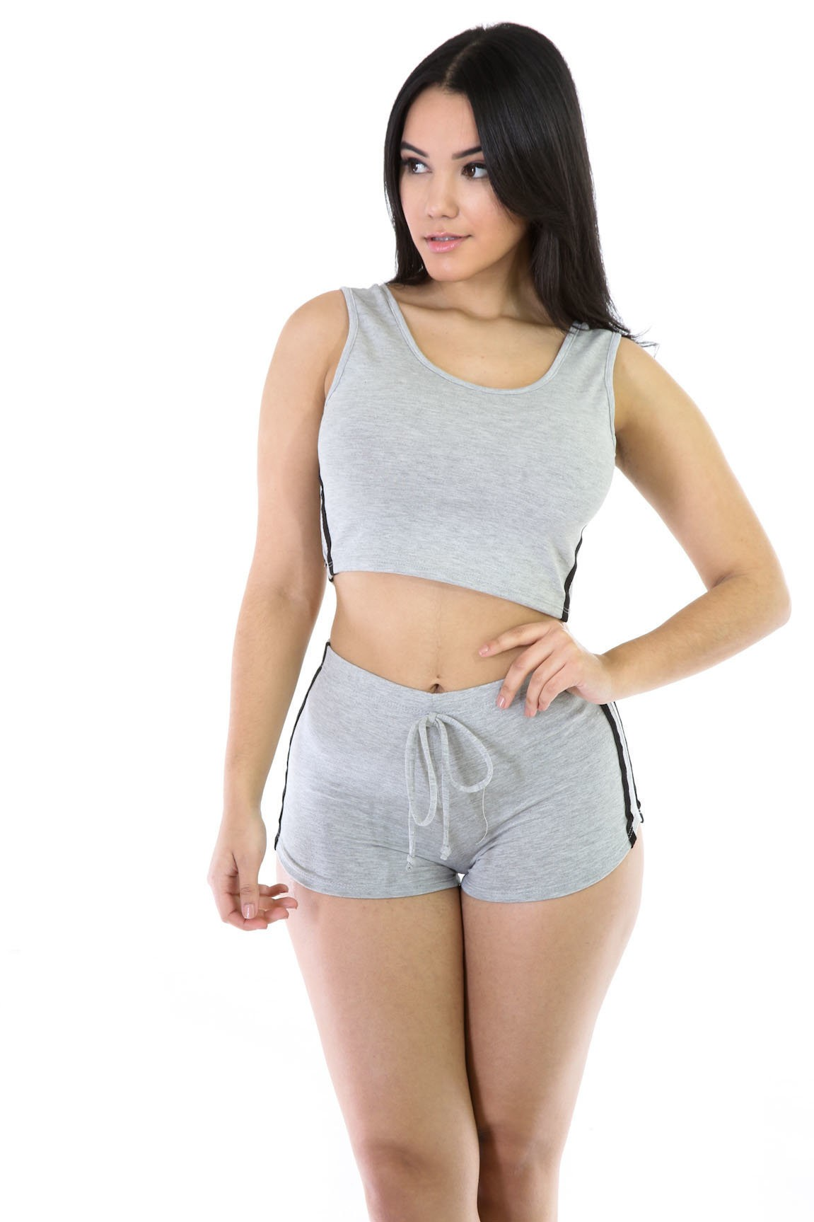 Running Gal Two-Piece Shorts