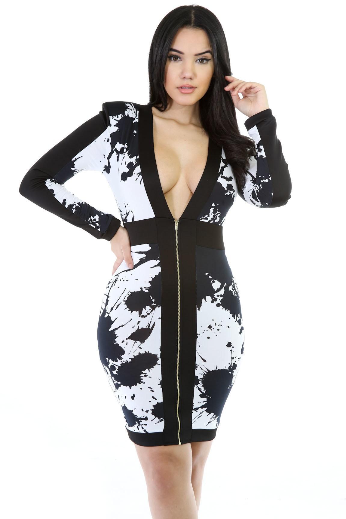 Simply Seductive Dress