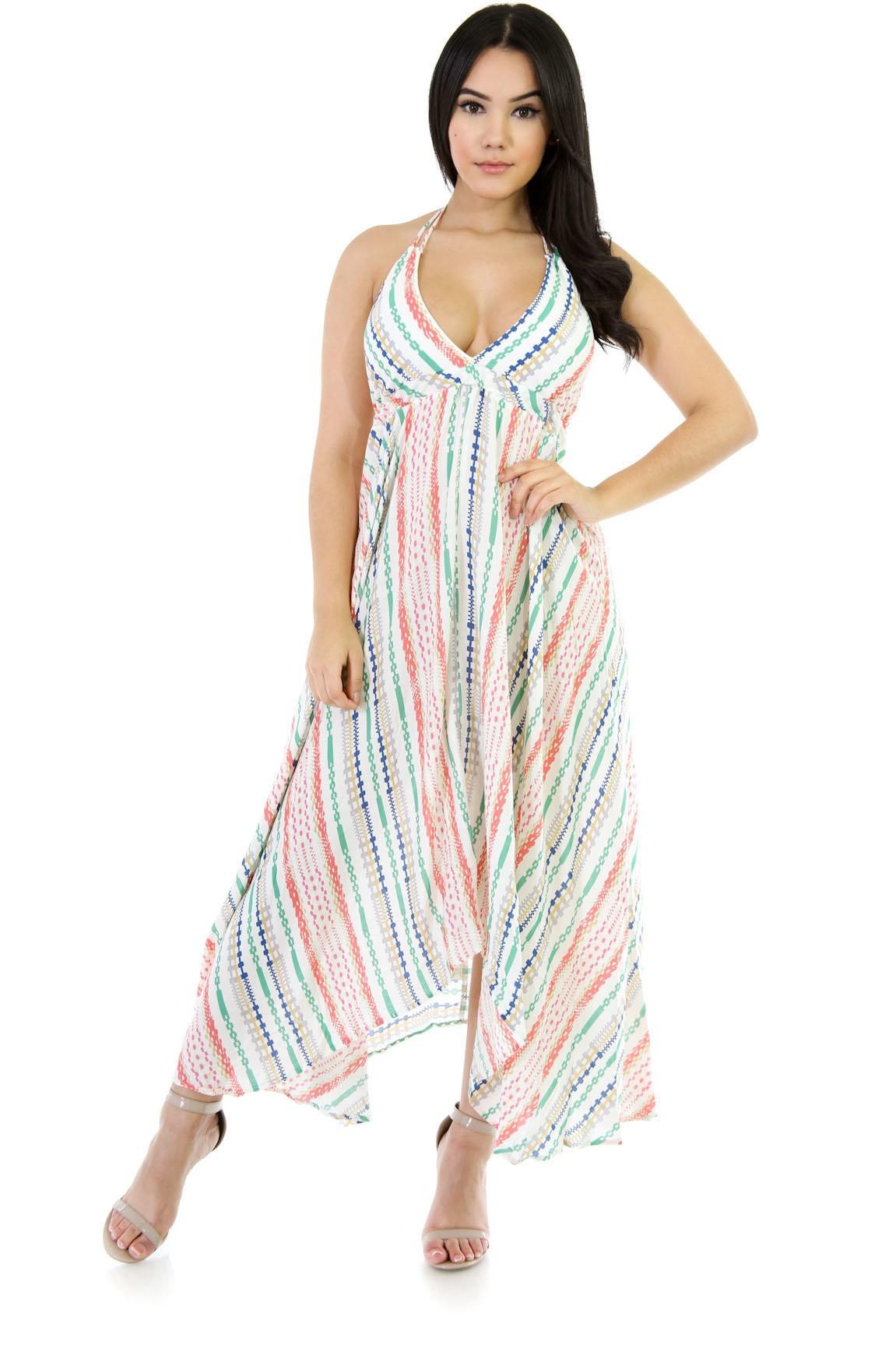Maxi Beach Love Dress