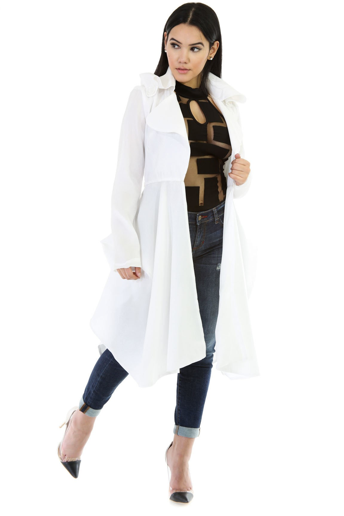 Dress-Coat In Style