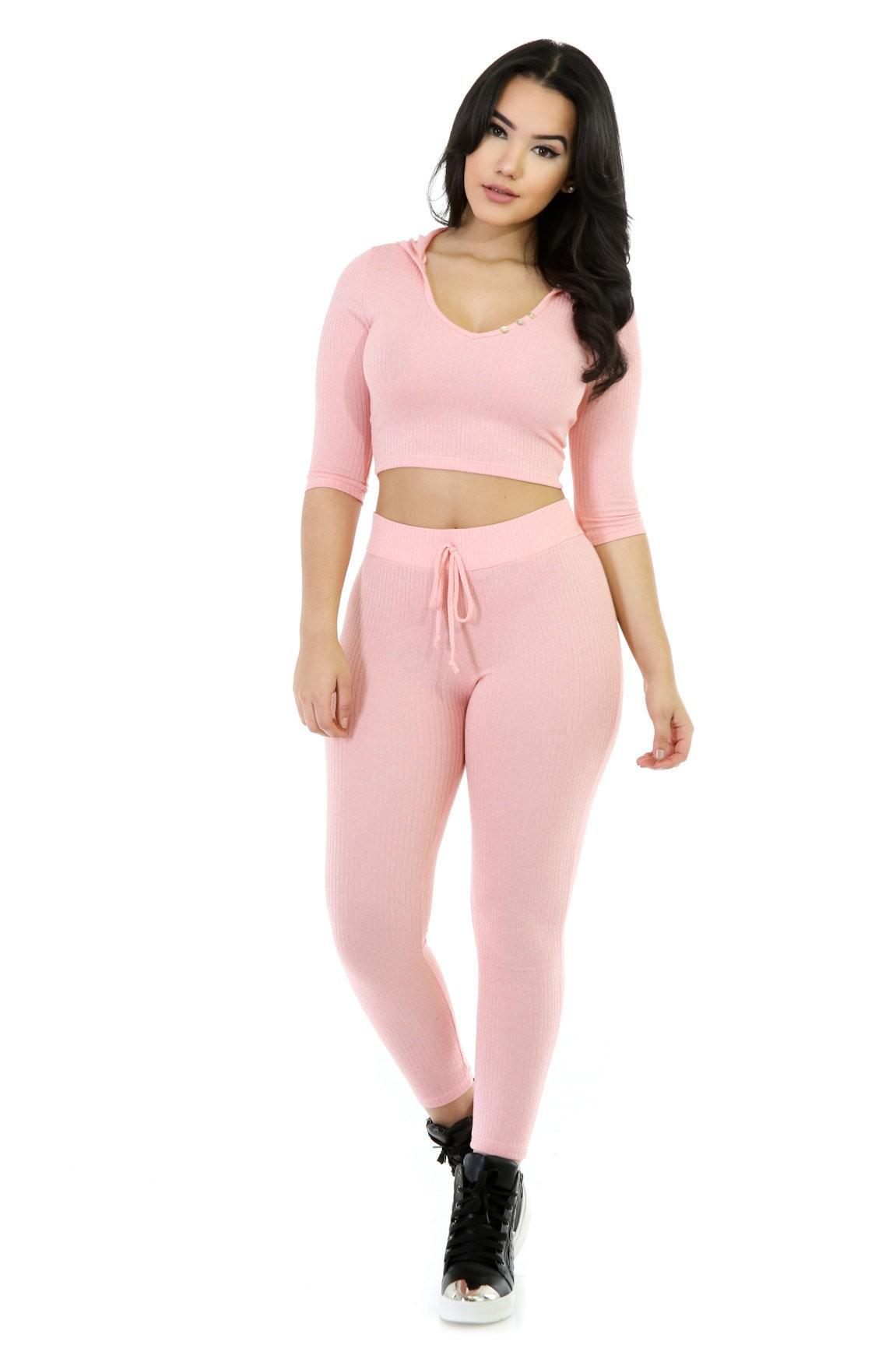 Joggin In Style Pants Set