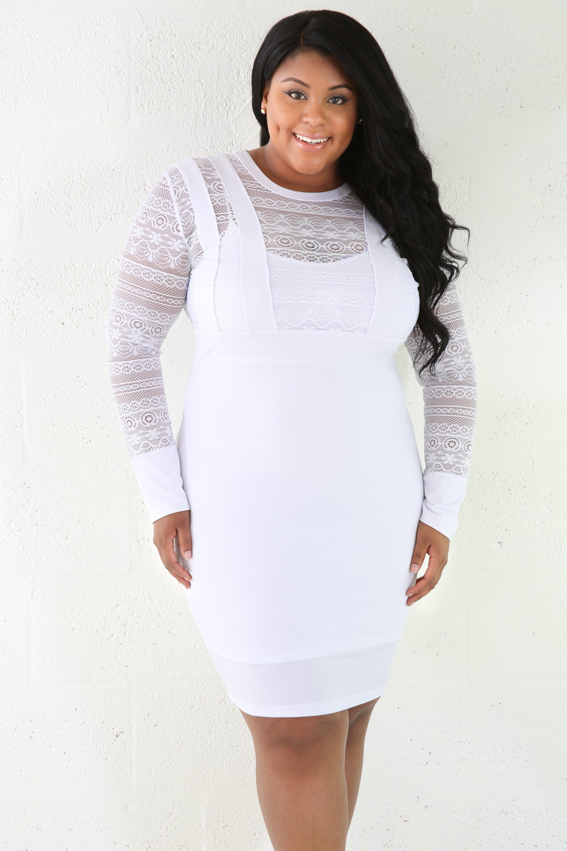 Top Of The-Line Knit Dress