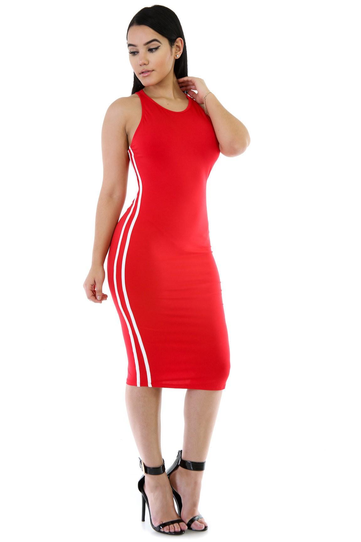 Stretchy Fit Dress