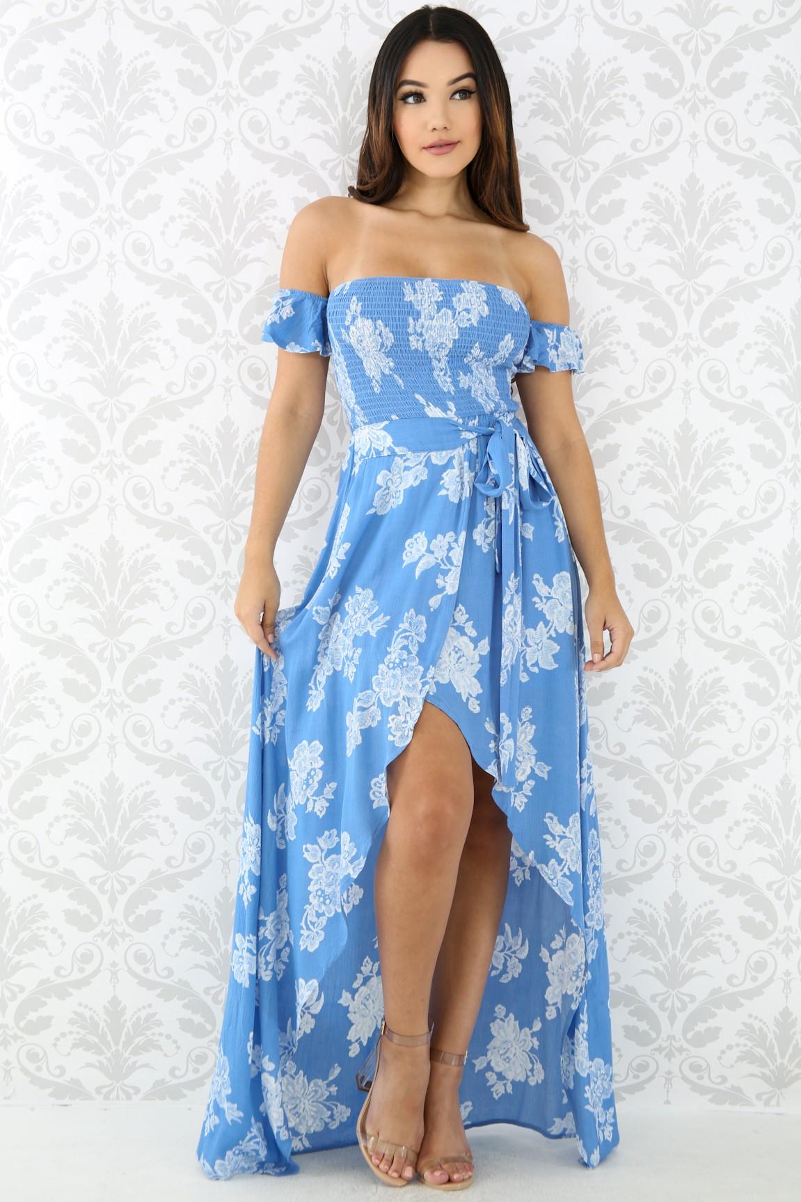 a0f1e359759 Sky Baby Maxi Dress