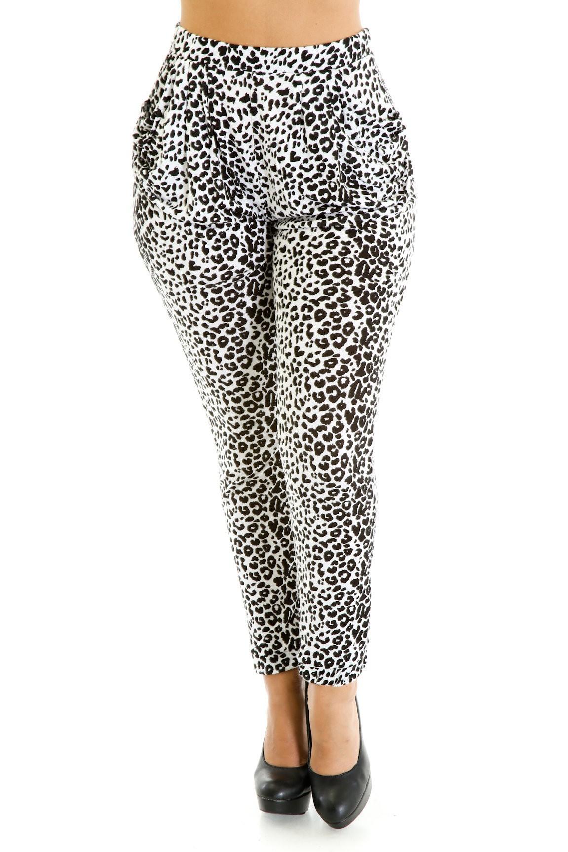 LLife Leopard Pants