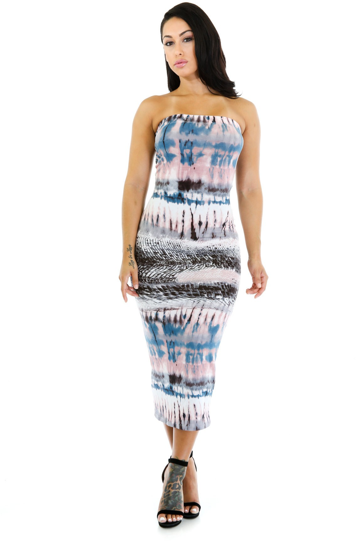 Lose Yourself Dress