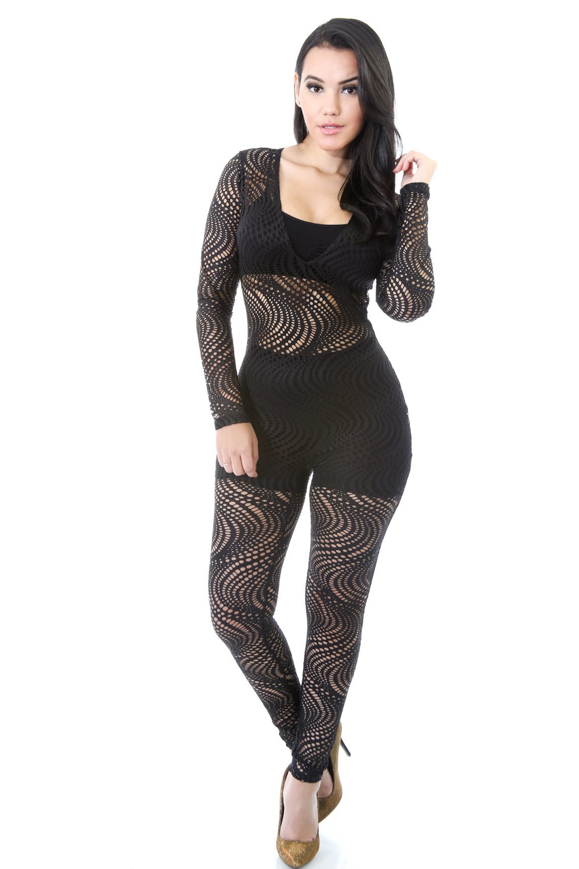 Laced out Beauty Jumper