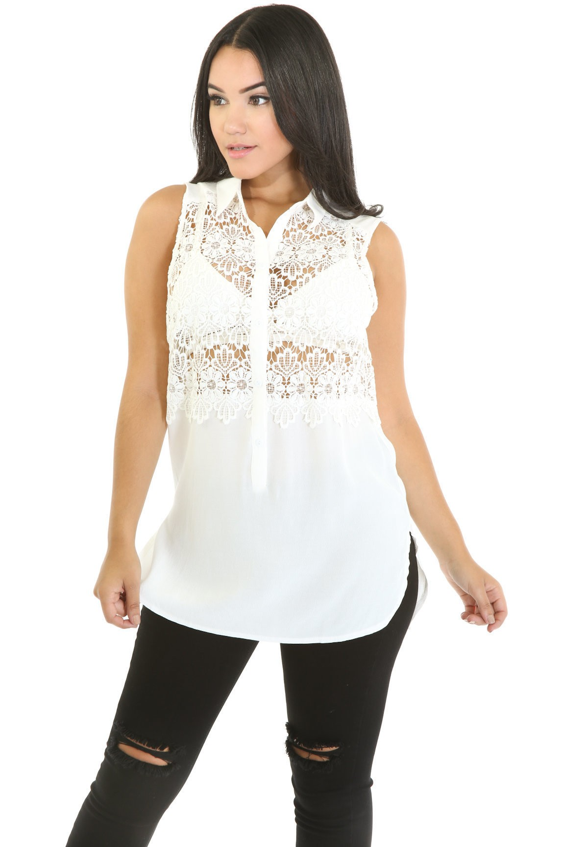 Casual Outlook Top