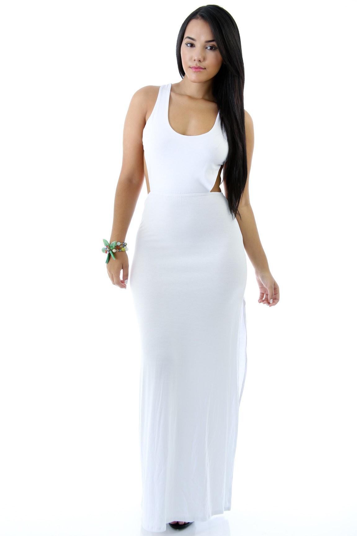 Rapture Back Design Dress