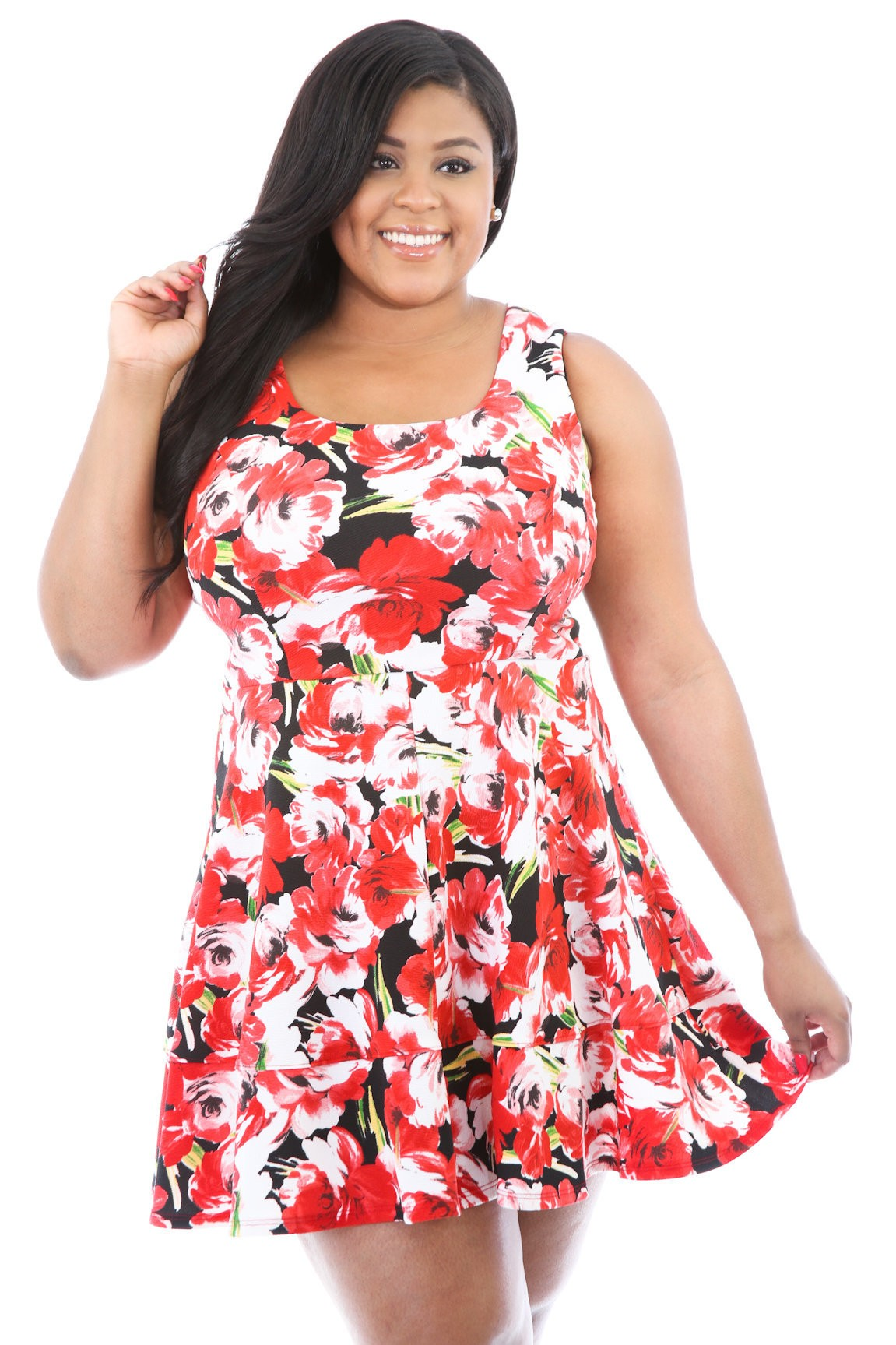 Floral Cole Dress