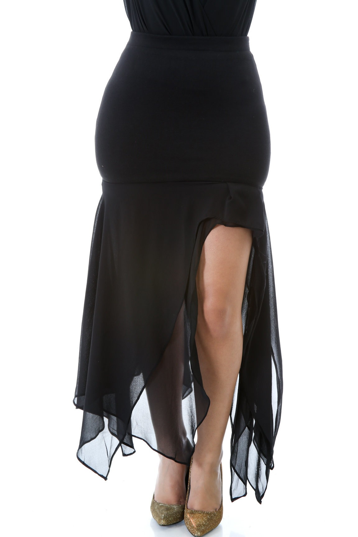 Tail Flare Skirt