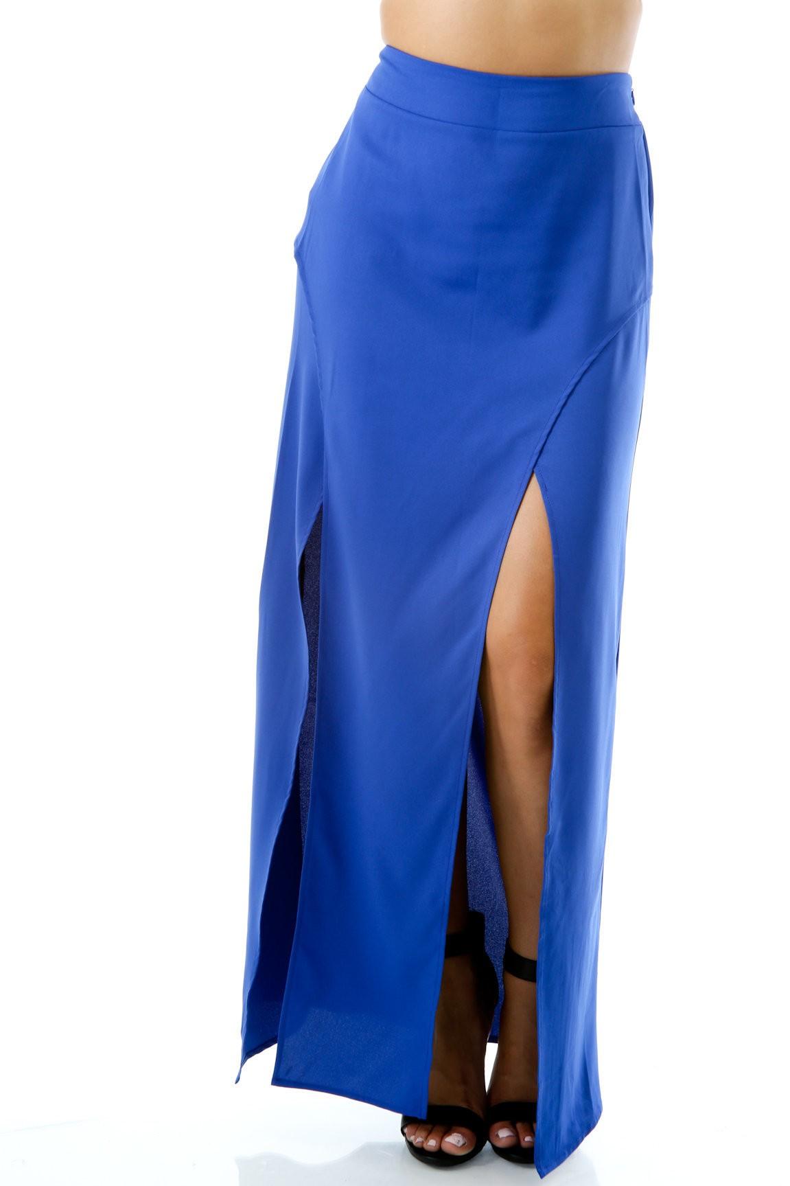Center Cut Skirt