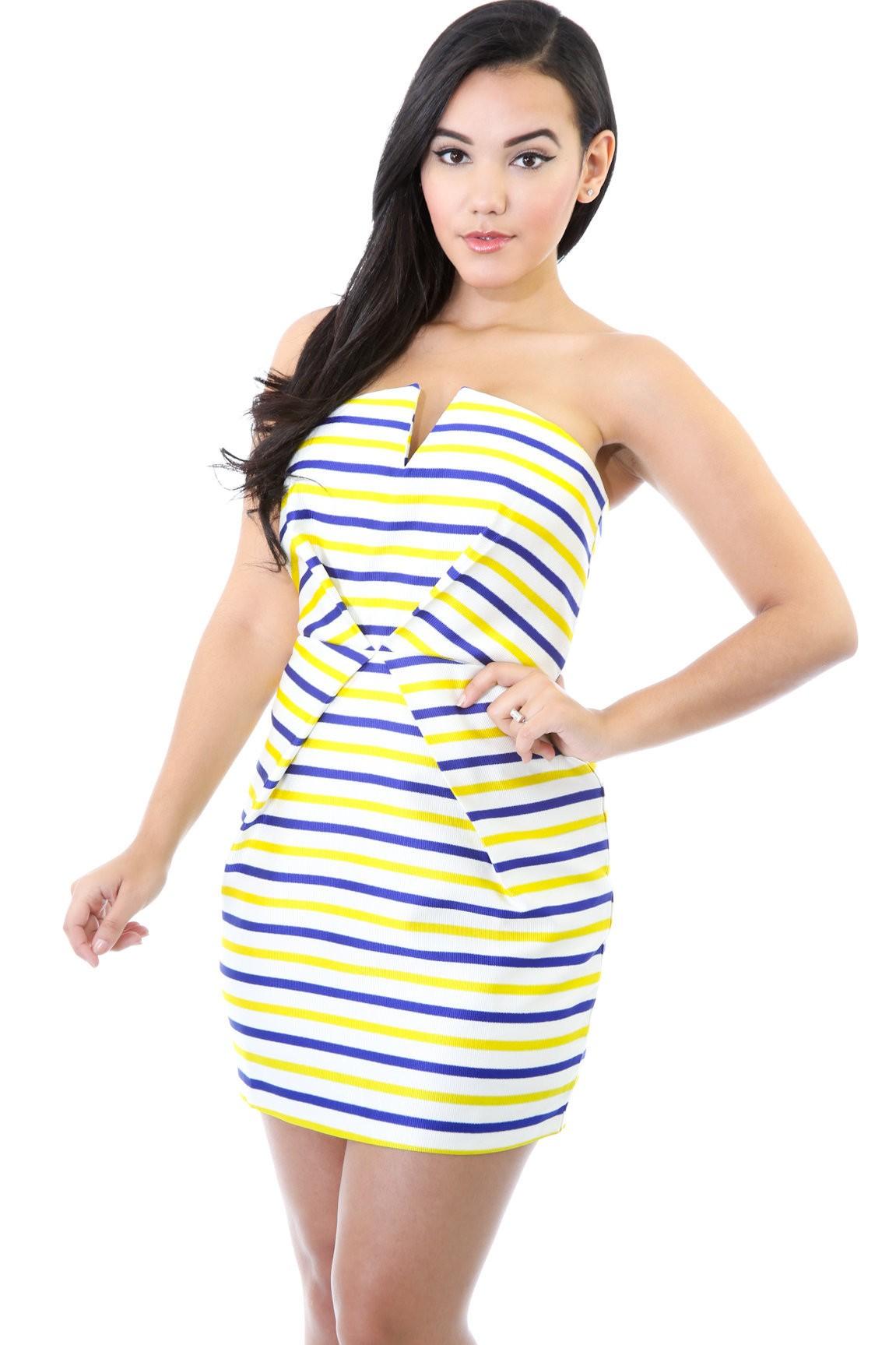 Free Stripes Dress