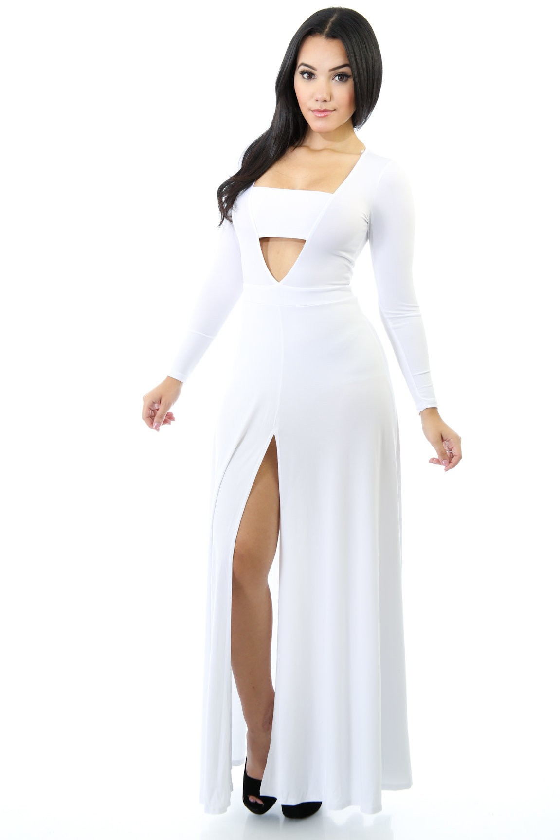Diva Outbreak Maxi Dress