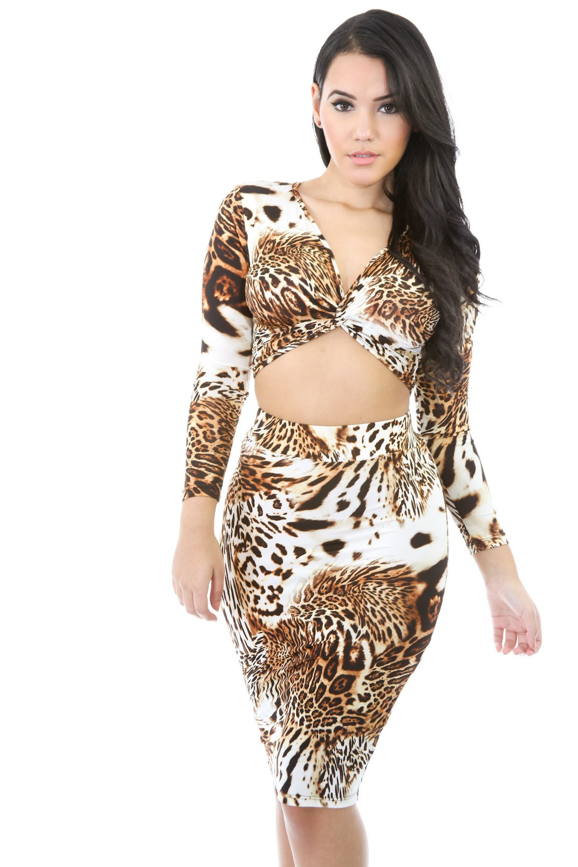 Leopard Comes Alive Set