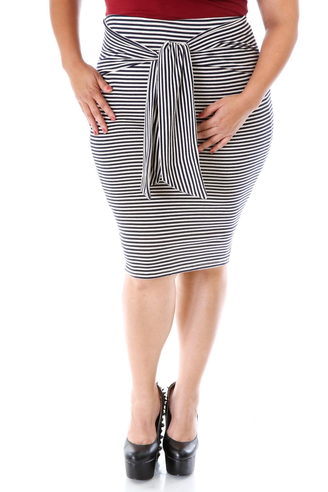 Tie Me Down Skirt